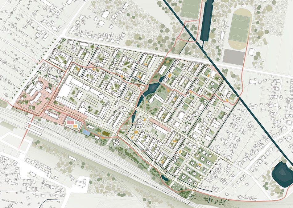 Nauen / Quartiersentwicklung