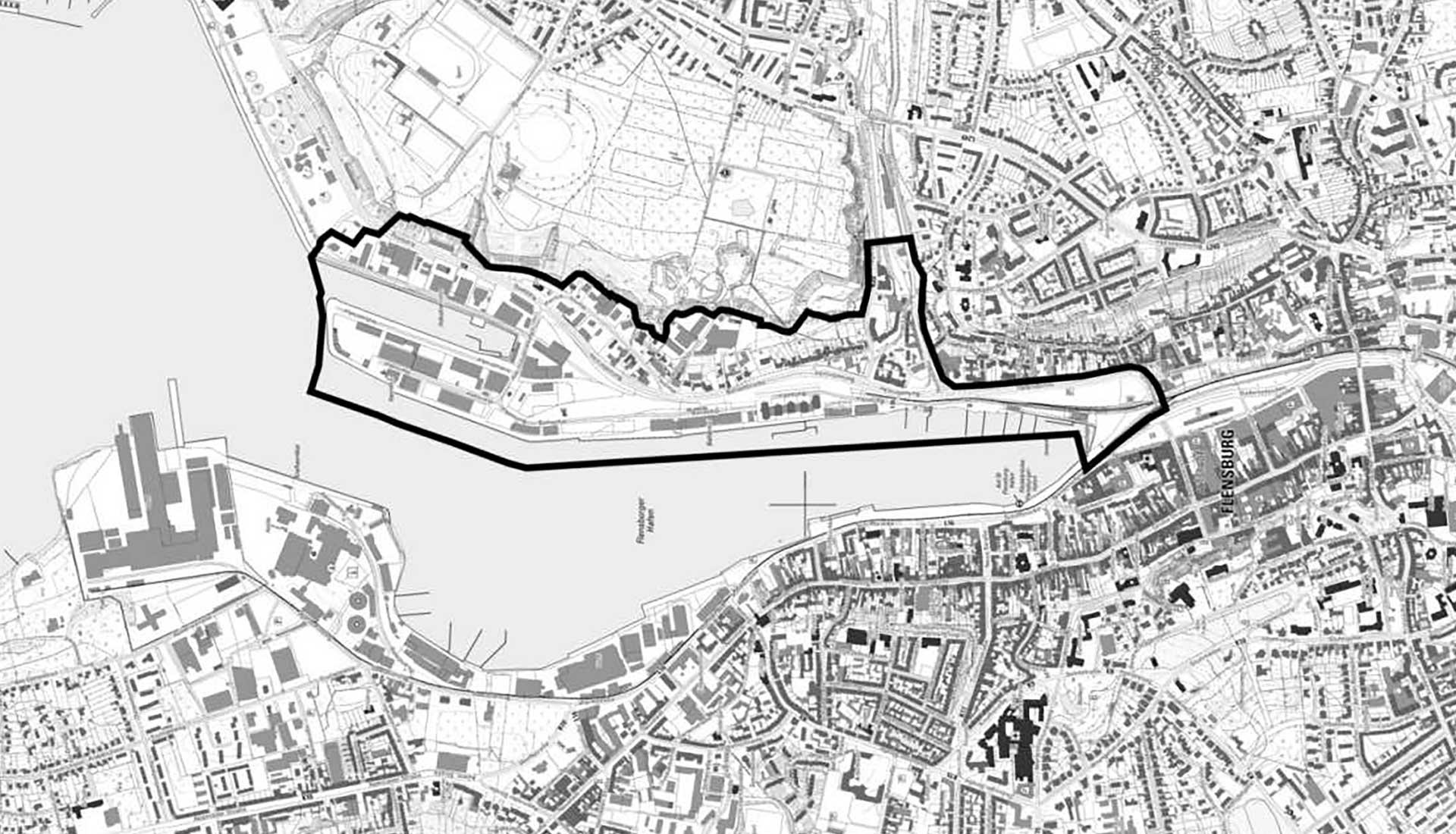 Flensburg Hafen-Ost / Machbarkeitsstudie